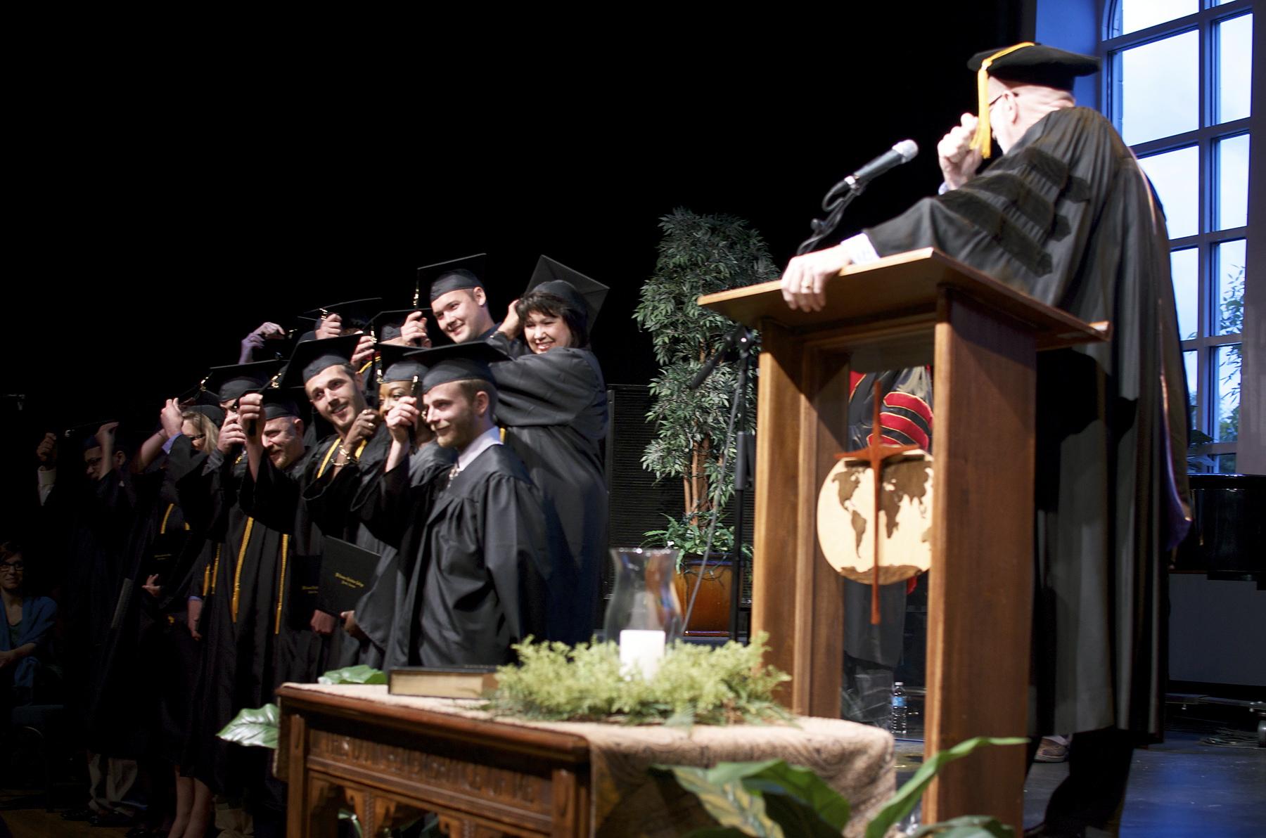 Graduation Commencement 2013