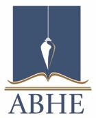 Association for Biblical Higher Education logo